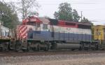 HLCX 6207 on Q602