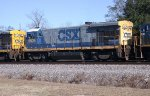 CSX 5925 on NB freight