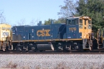 CSX 1179 DIT heading for the shop