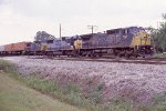 One of the hottest train on CSX: Q121