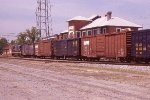CSX local from Jesup