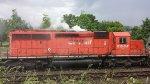 Smokin!!! CP 6035(SD40-2)