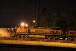 BNSF 1013 Leads a grain into the Kcs yard.