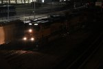 BNSF 6800 Rips a EB Q into Union station..