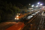 BNSF 6381 Heads up a EB empty coal train..