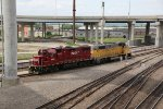 HLCX 3836 Rolls lite power west.