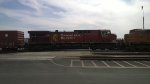 CP 8505 waiting to leave Calwa yard in Fresno, CA