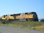 UNION PACIFIC RAIL TRAIN