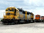 BNSF 3176, BNSF 3191, and BNSF 1228