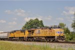 UP 7618 On CSX Q 339 Southbound