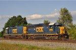 CSXT 6985 On CSX J 783 Southbound ( Light )