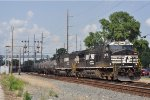 NS 9879 On NS 175 Eastbound