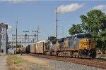 CSXT 5330 On CSX Q 241 Southbound