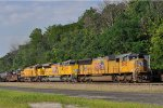 UP 5045 On NS 123 Southbound