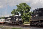 NS 8336 On NS 173 Southbound