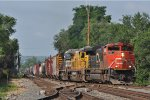 CN 8951 On NS 174 Westbound
