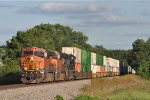 BNSF 6772 On NS 216 Westbound