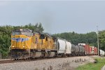 UP 5034 On NS 142 Westbound