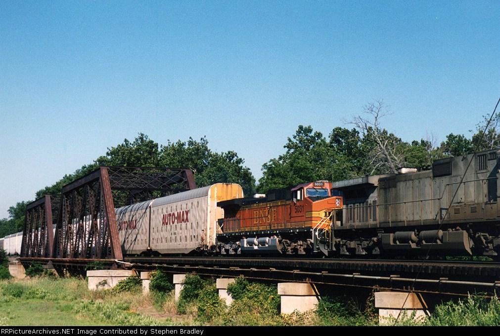 BNSF 5031