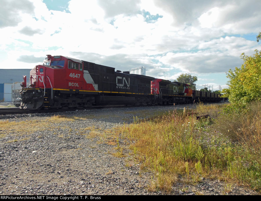 BCOL 4647 and CN 2643