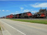 CN 8818, CN 5622, and WC 1570