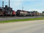 BCOL 4601, CN 5737, and WC 1570