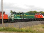 CN 2825, OMLX 4200 (until recently HBRY), and OMLX 9469 (until recently CN)