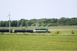 Iowa River Railroad switching its lone customer, Pine Lake Corn Processors