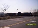 CSX 5324 & 5322 head into the 69th St yard