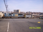 With CSX 4766 on the trailing point