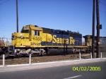 BNSF 6350