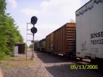 NB passed the signals on the Trenton line