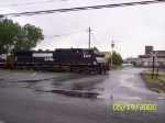 NS 9463 & 3264 on their way to NJRC