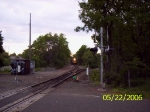 CSX 1543 & 1537 running light back to Metuchen yard