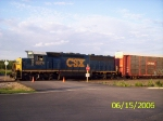 CSX 8974 in Greenville yard