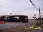 NS 3535 at Croxton Yard