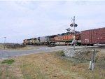 BNSF 904 South