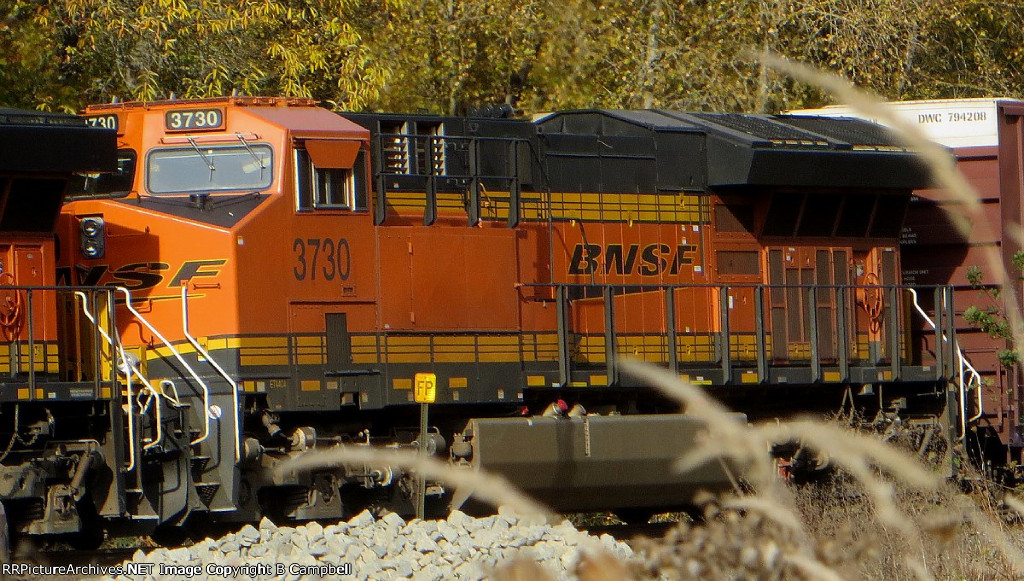 BNSF 3730