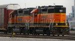 BNSF 2628-BNSF 2123