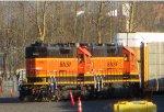 BNSF 2935-BNSF 2079