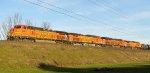 BNSF 4057 - BNSF 4058 - BNSF 6502 - BNSF  4547