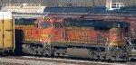 BNSF 5488 - BNSF 4495
