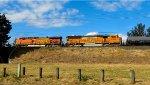 BNSF 5703 - BNSF 8945