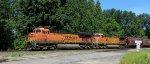BNSF 5812 - BNSF 5198
