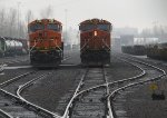 BNSF 7168 & BNSF 6719