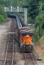 BNSF 7250-BNSF 4429