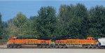 BNSF 8229 - BNSF 8336