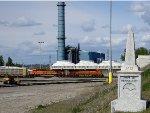 BNSF 8373-BNSF 7684