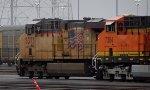 UP 5373-BNSF 7384