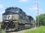 NS 9692 on NS 349